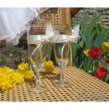 verres mariage, flûtes de champagne mariés