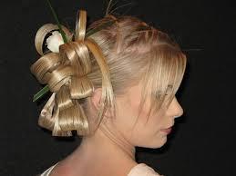 coiffure de mariage sophistiquée